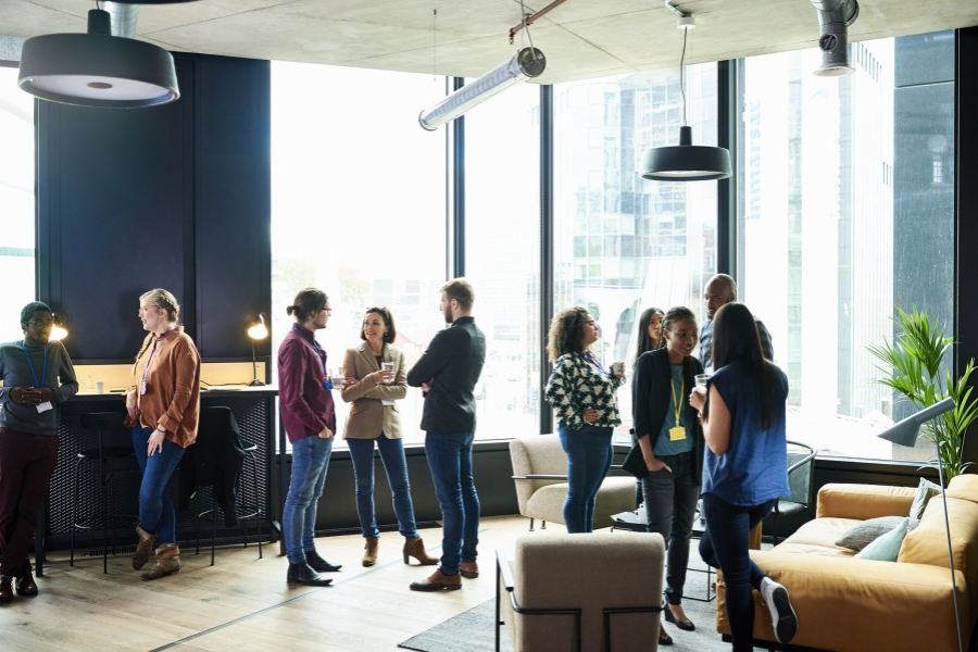 negociere - companie - meeting