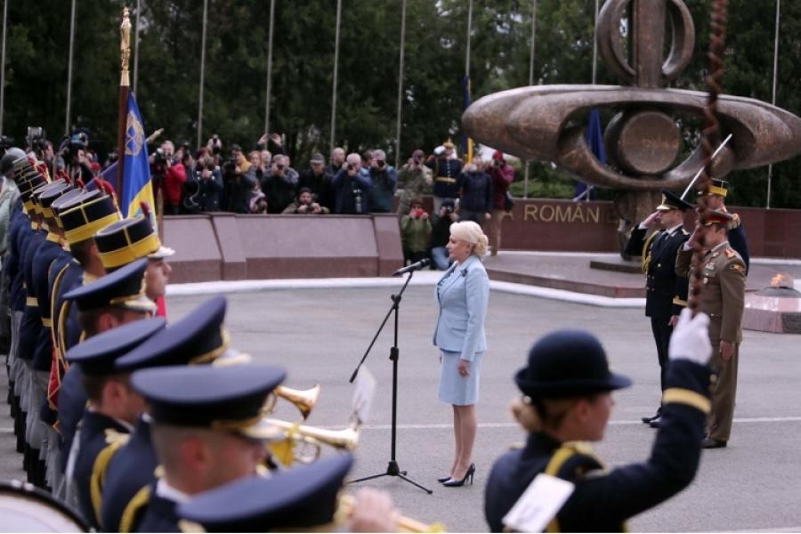 Viorica Dancila - NATO - gov.ro