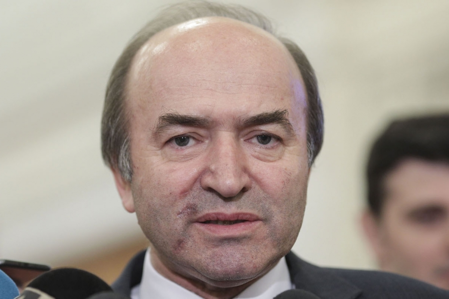 Tudorel Toader, ministru