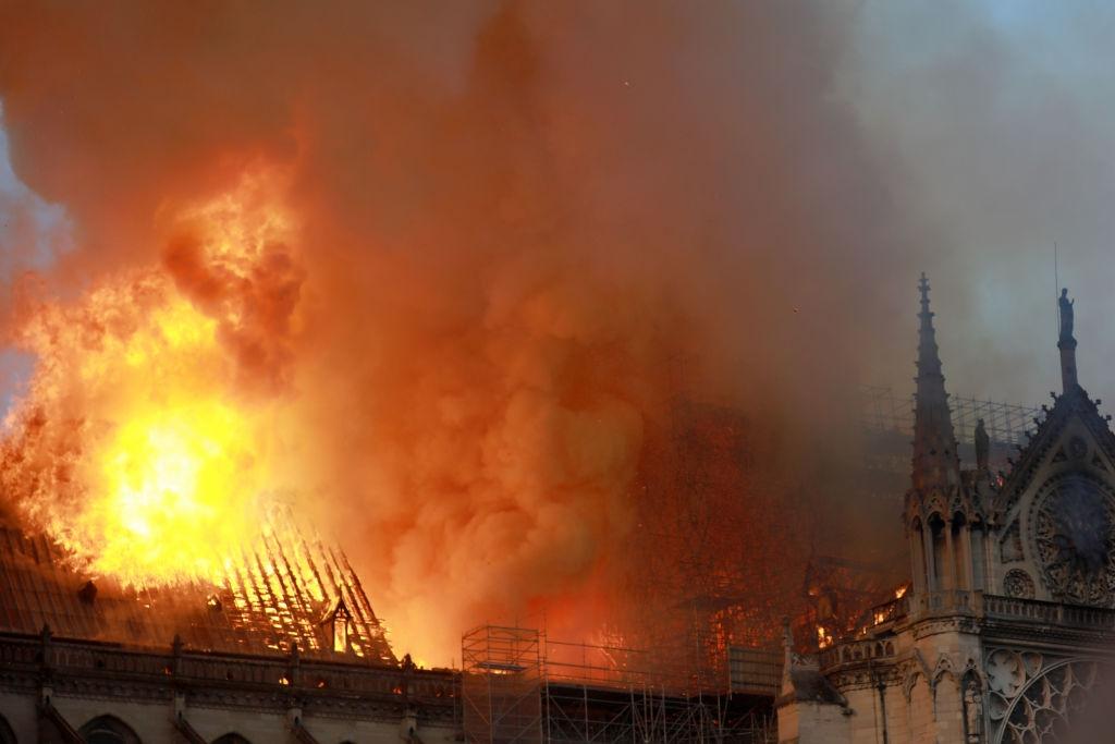 Notre-Dame - Getty