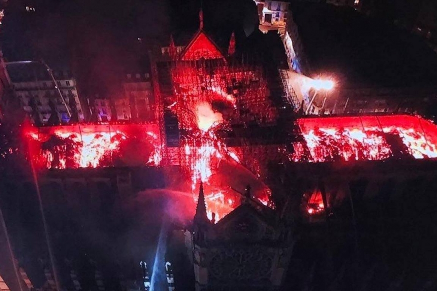 Cruce, Notre Dame