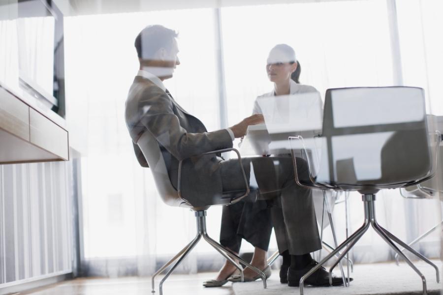 Interviu de angajare, angajatori