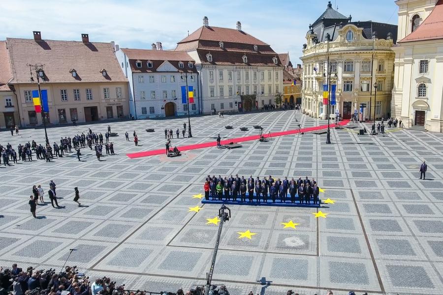 Foto Summit Sibiu