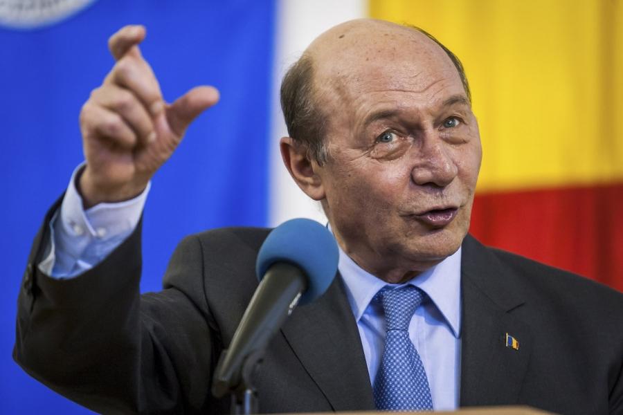 Traian Băsescu, CNSAS