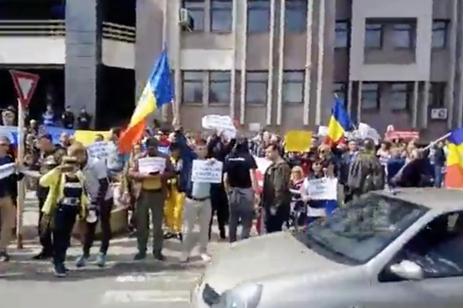 Proteste Galați