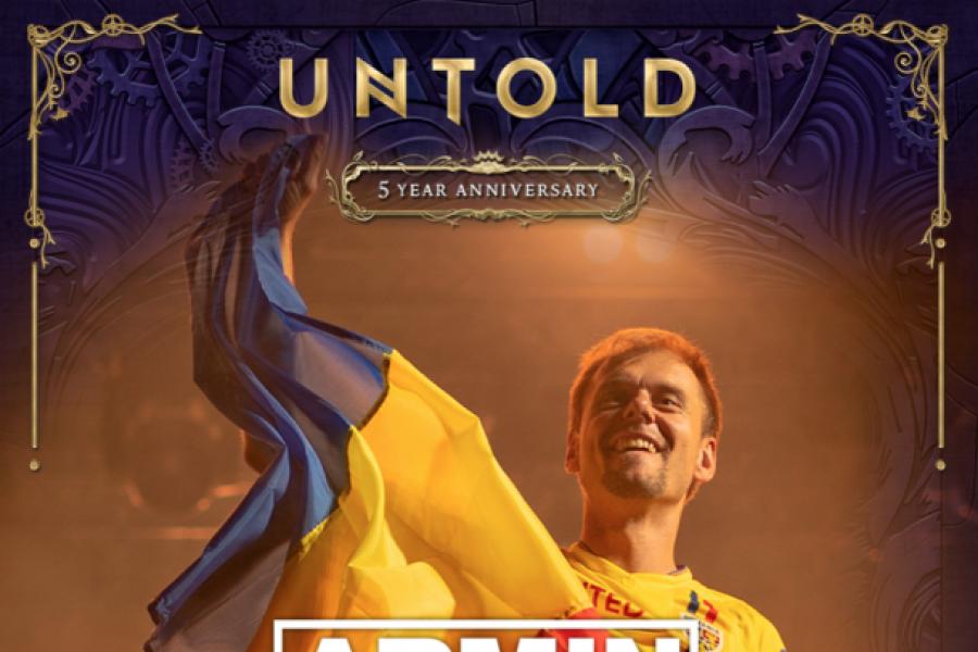 Armin UNTOLD