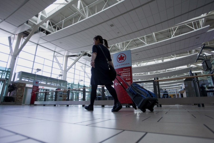 Aeroport Vancouver