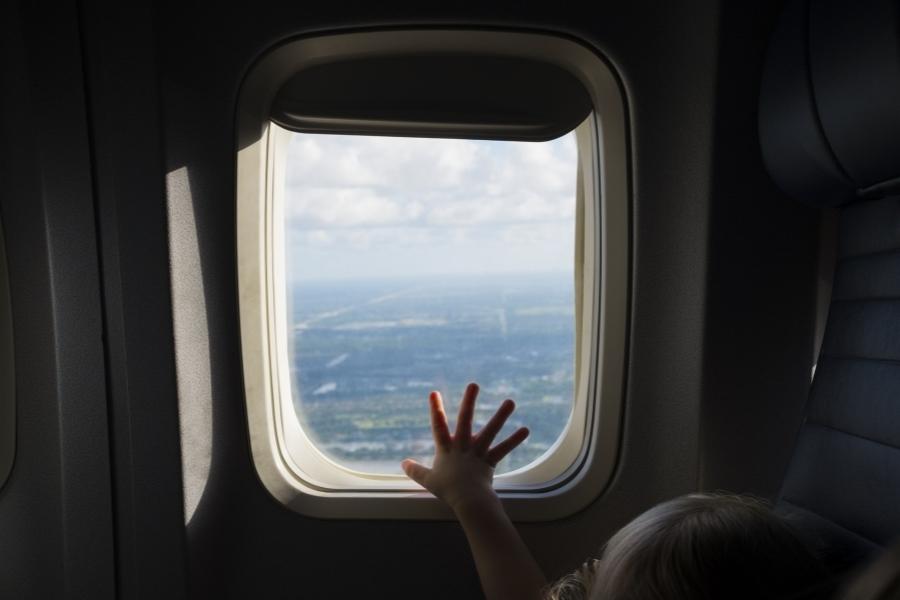 copil - avion - Getty