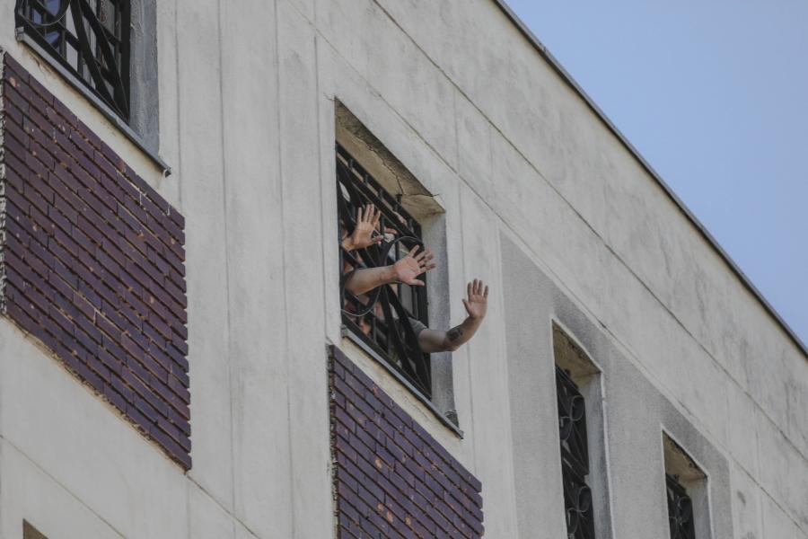 Deținuți penitenciar Rahova