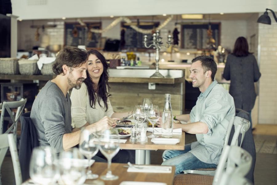 Pauză de masă