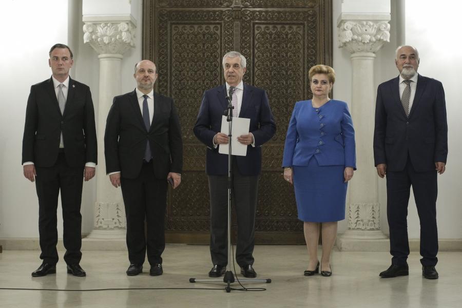 Calin Popescu Tariceanu - ALDE - Cotroceni