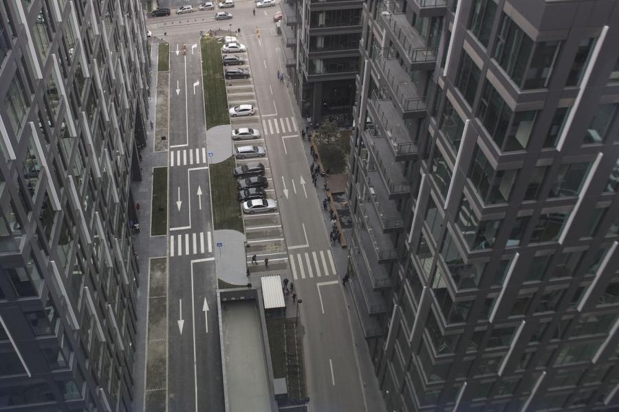 Clădire de birouri Grozăvești