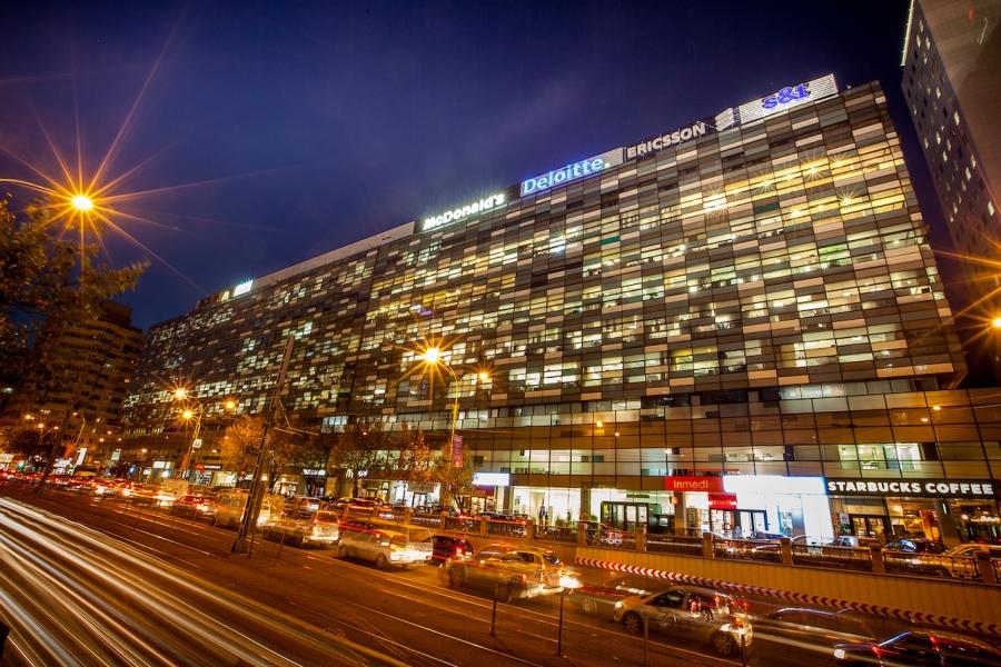 Clădire birouri, Victoriei
