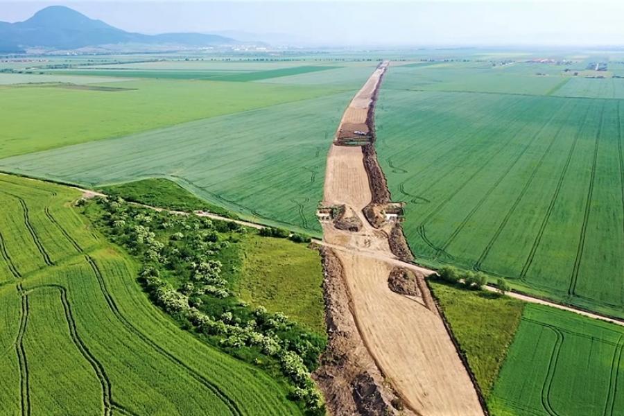 autostrada Rasnov-Cristian - FB Pro Infrastructura