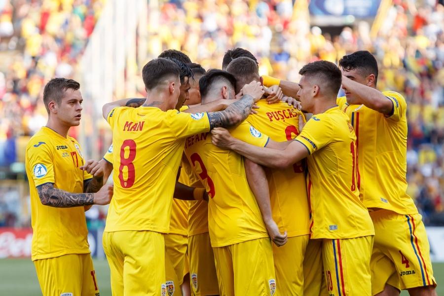 Echipa României U21