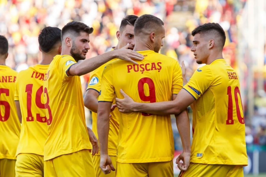 România U21-Germania U21