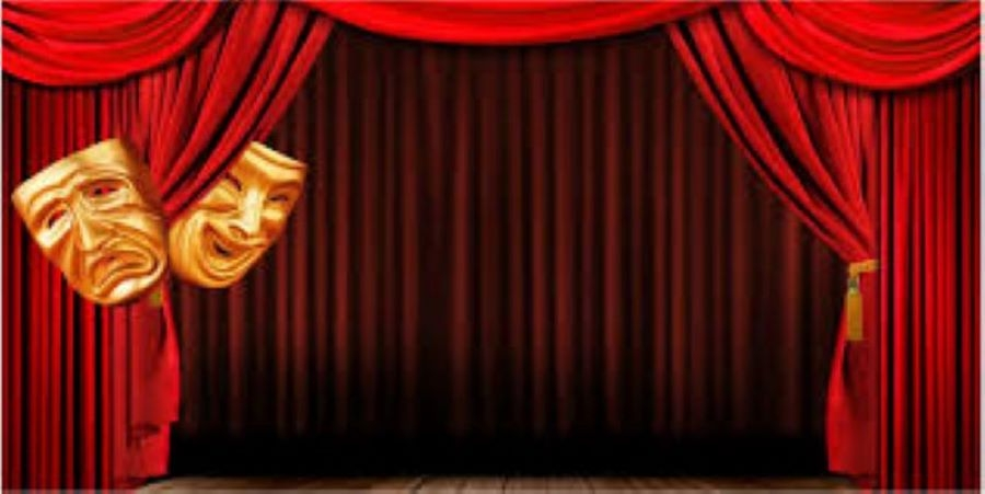 Cortina teatru
