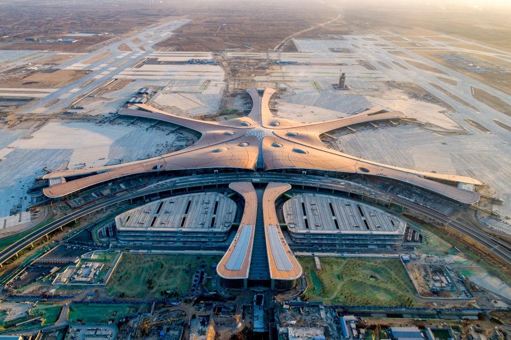 Aeroport - Beijing