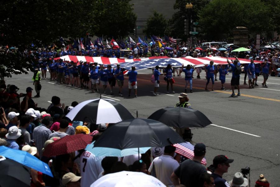 Parada SUA 4 iulie