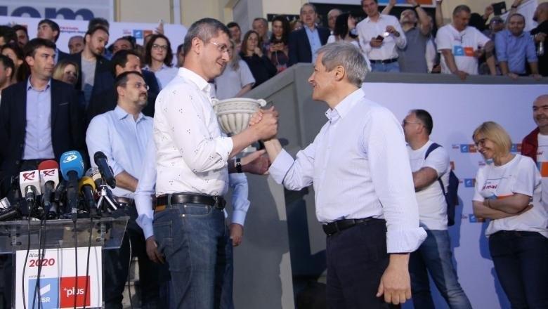 Cioloș și Barna