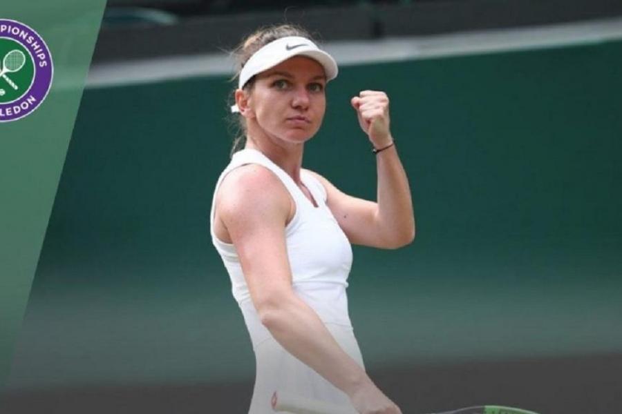 Simona Halep - Wimbledon 2019
