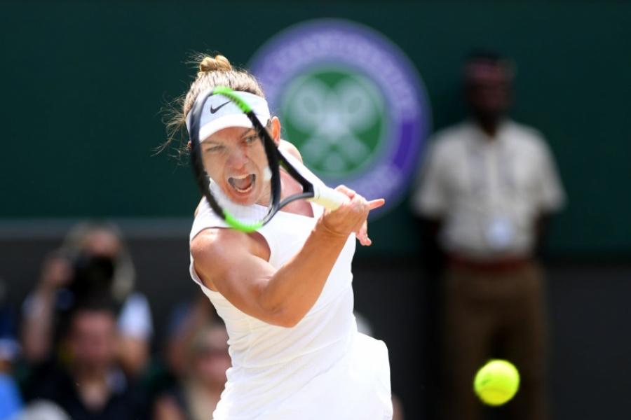 Simona Halep - semifinala Wimbledon 2019