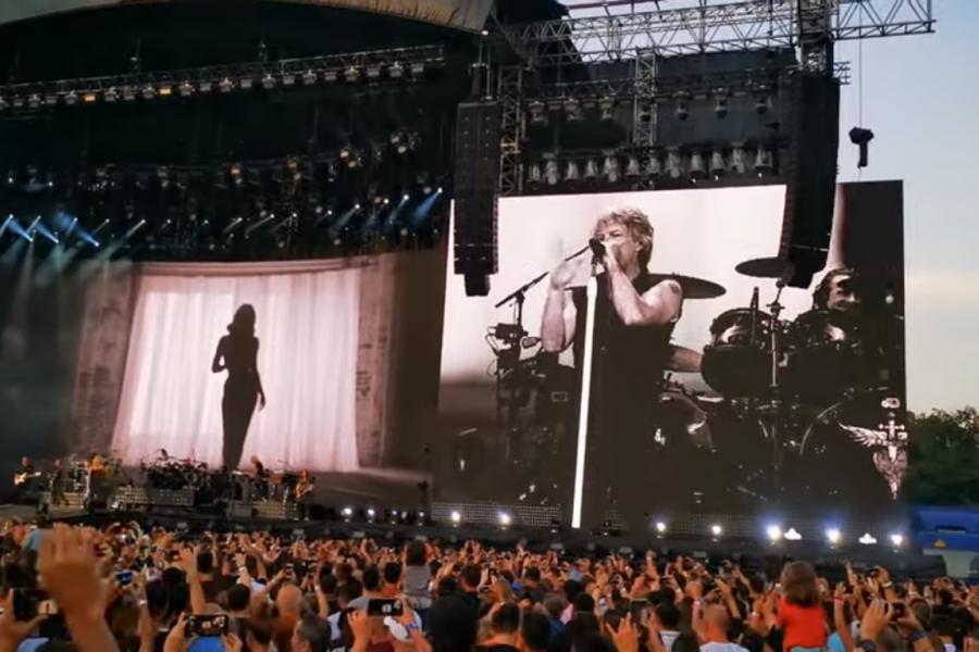 Concert Jon Bon Jovi