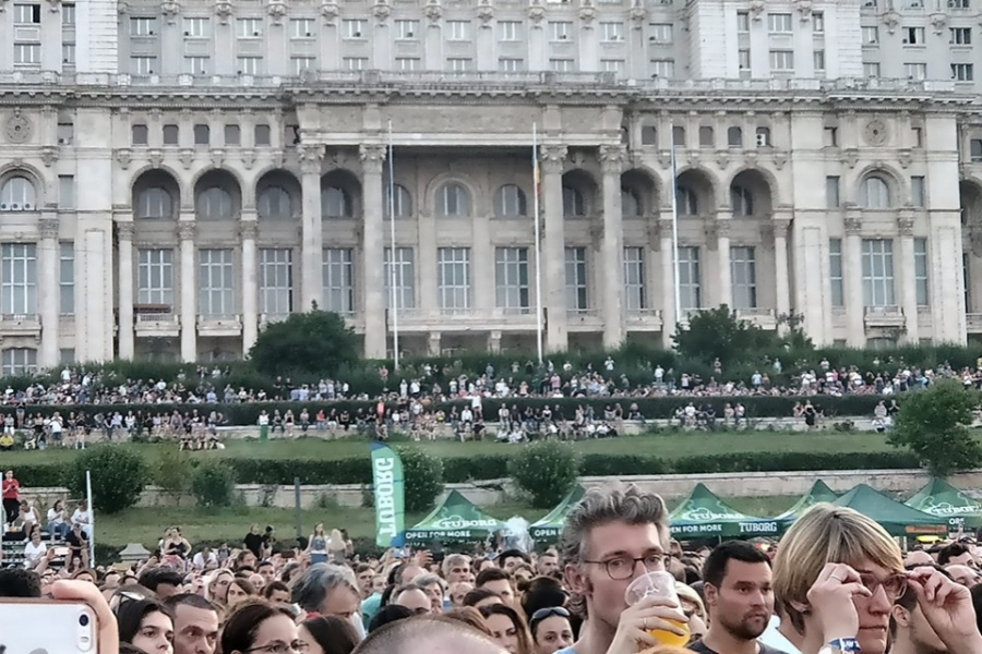 Concert Jon Bon Jovi - Parlament