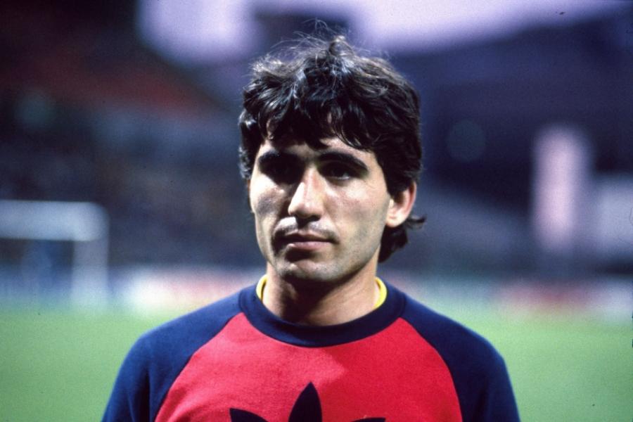 Gheorghe Hagi, 1984