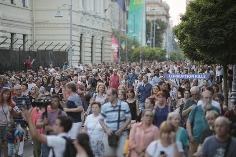Protest Alexandra