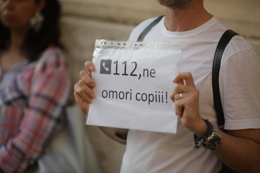 Protestatar 112