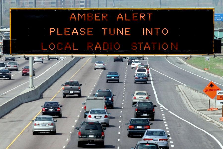 politie - amber alert - Getty