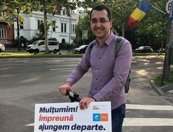 Vlad Voiculescu - FB