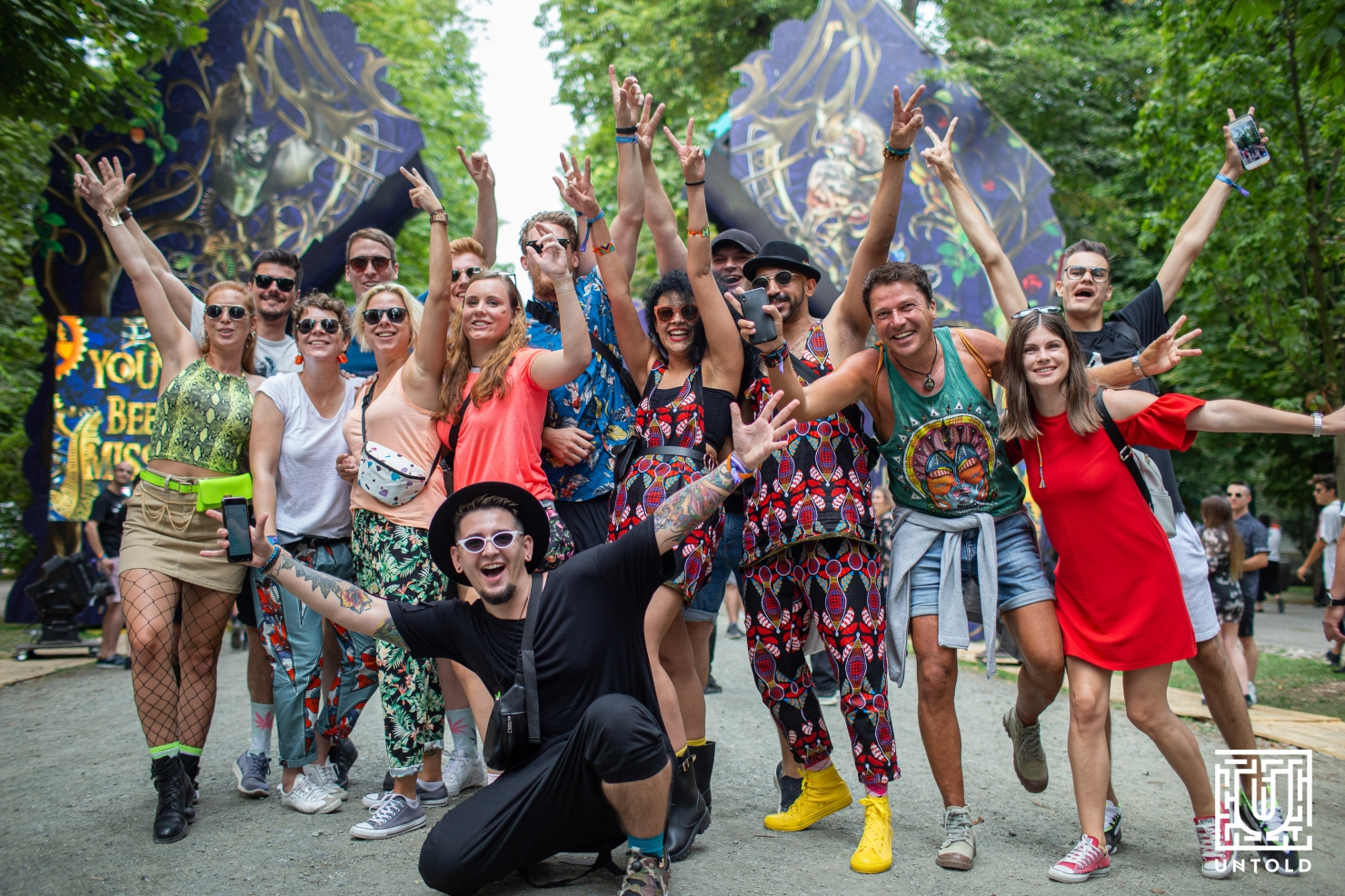 UNTOLD 2019. Prima zi de festival