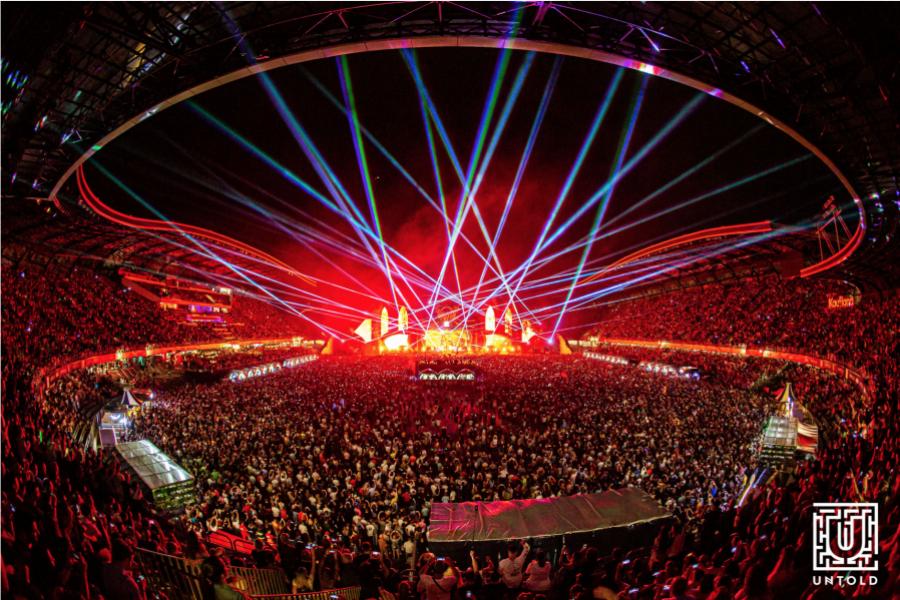 Armin van Buuren- show Untold 2019