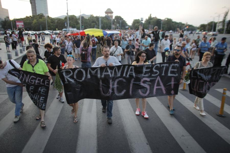 România este ucisă