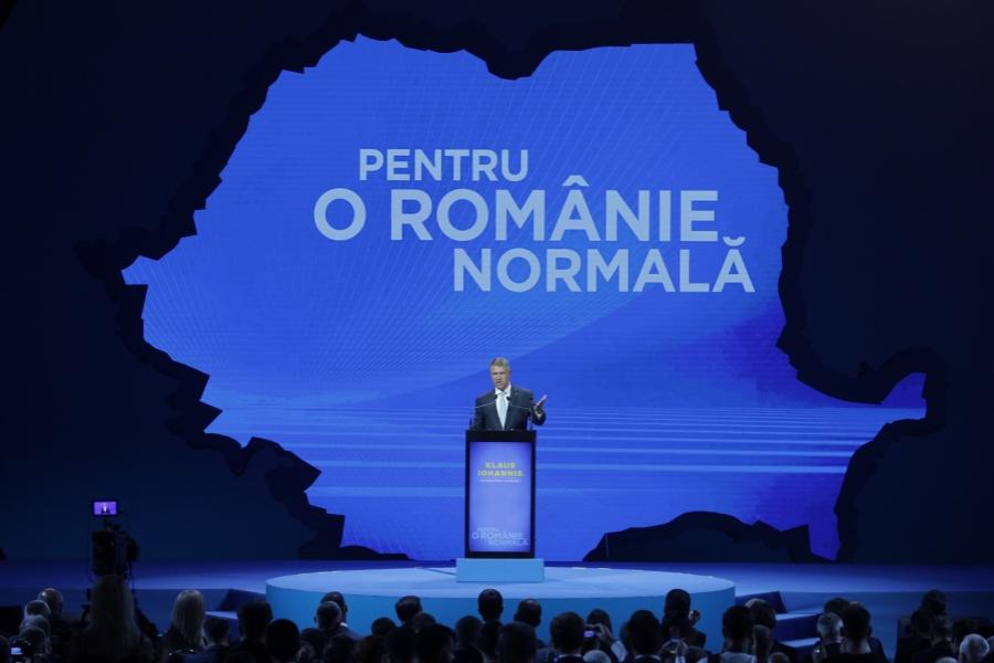 Iohannis candidatură