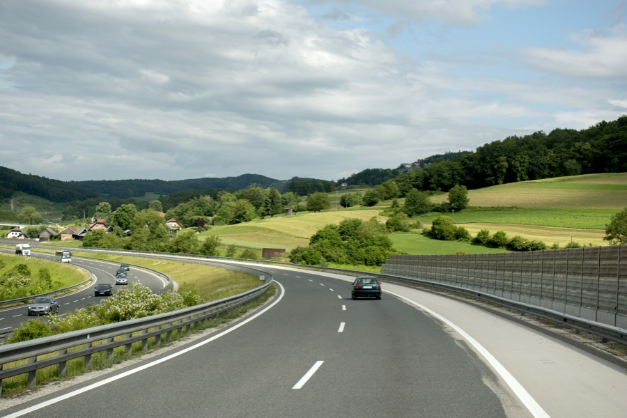autostrada SLovenia - getty