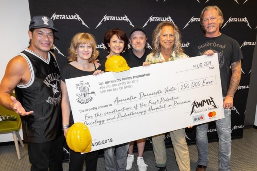 Metallica - Daruieste Viata