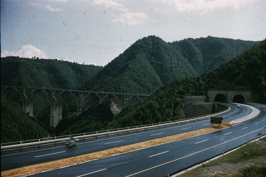 autostrada Italia - Getty