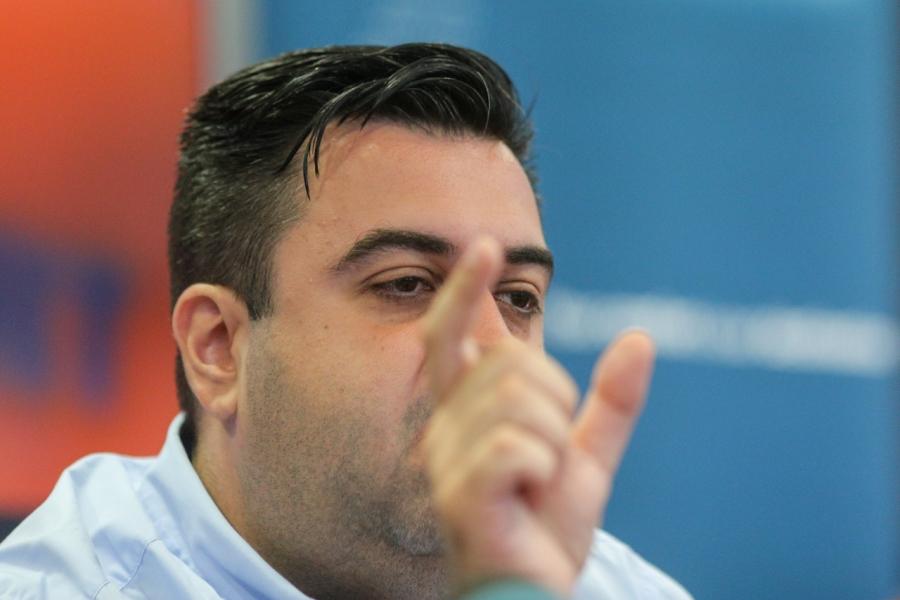 Răzvan Cuc, conferință