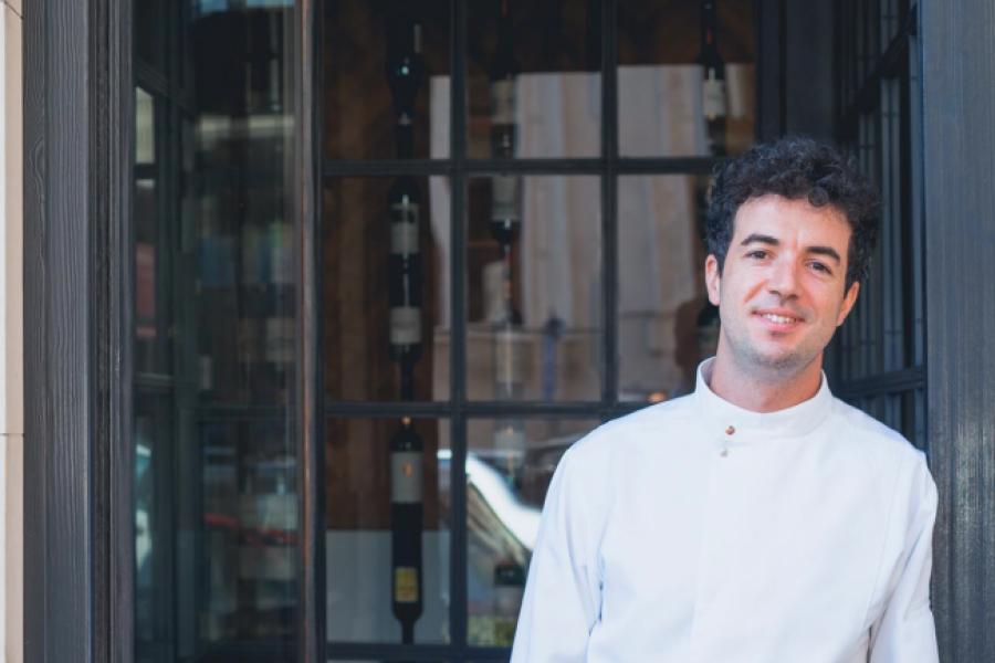 Chef Alex Dumitru