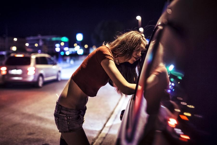 Prostituată Estul Europei