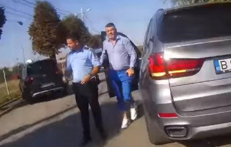 Lucian Radulescu - incident