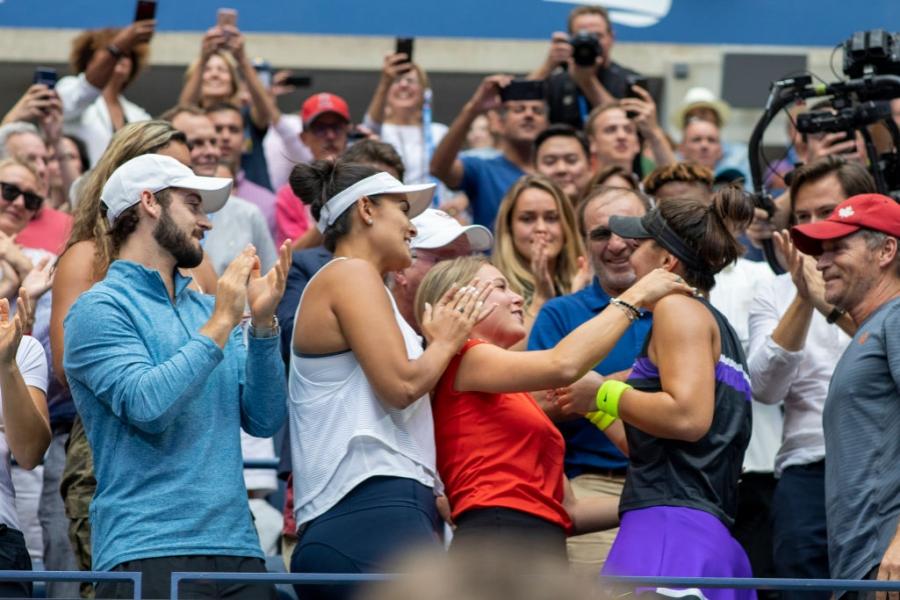 Bianca Andreescu - US Open