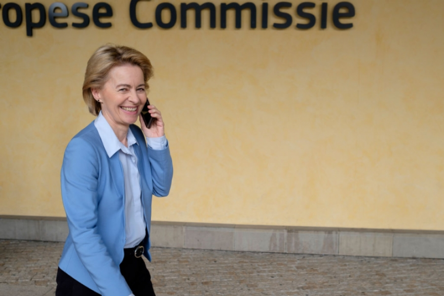 Ursula von der Leyen - Foto Guliver/Getty Images