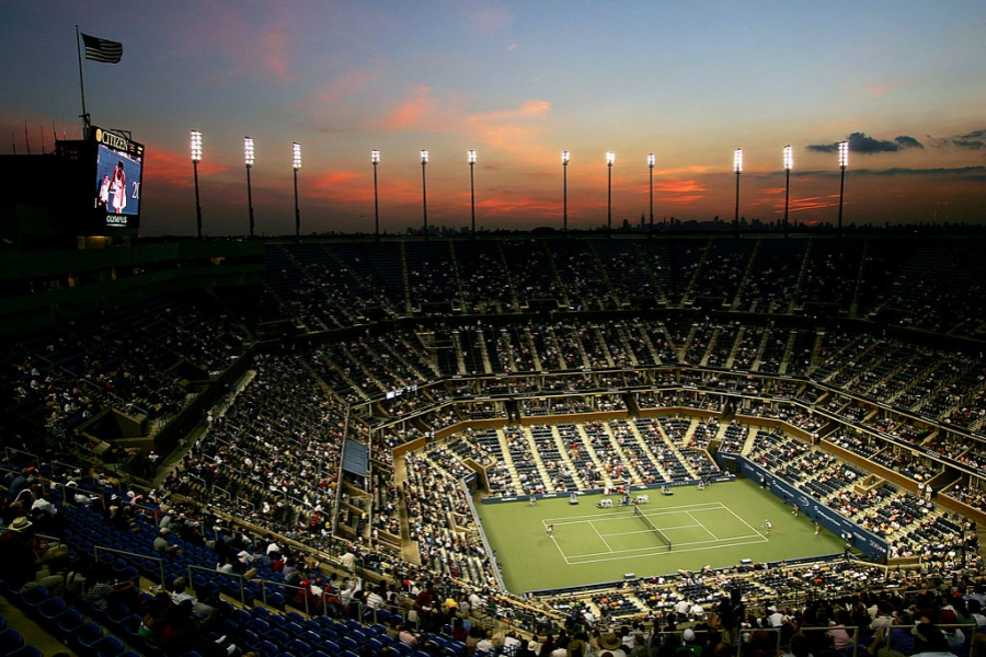 Arthur Ashe Stadium - US Open