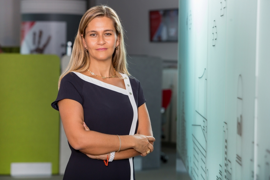 Murielle Lorilloux_CEO Vodafone și UPC Romania