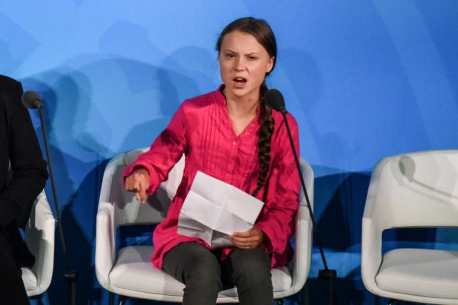 Greta Thunberg - Getty
