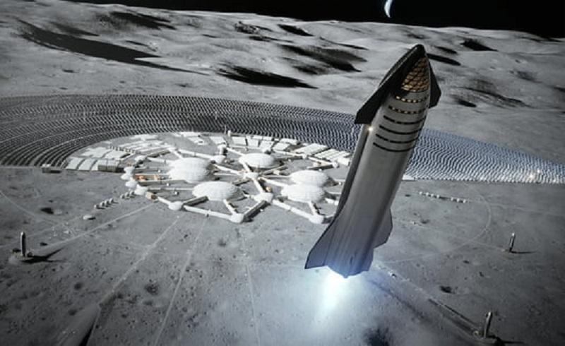 Starship - Foto: Twitter/ SpaceX
